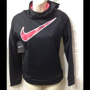 Girl's NWT size XL NIKE dri-fit hoodie